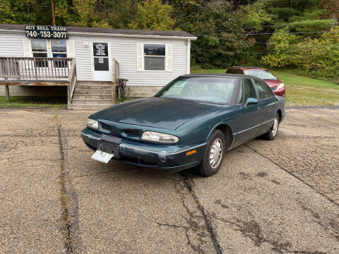 1998 Oldsmobile Eighty-Eight for sale at Riley Auto Sales LLC in Nelsonville OH