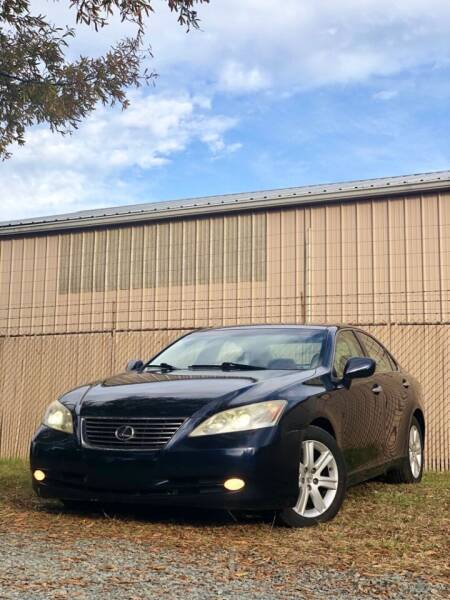 2007 Lexus ES 350 for sale at Speed Auto Inc in Charlotte NC