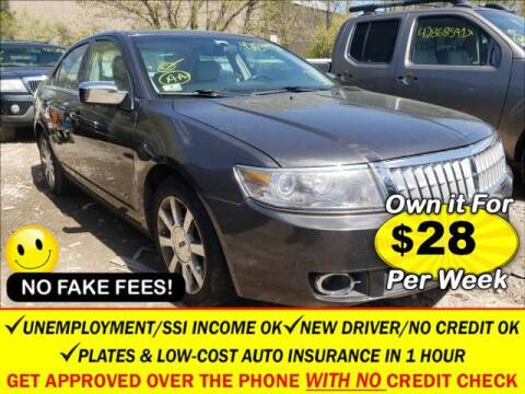 2007 Lincoln MKZ for sale at AUTOFYND in Elmont NY