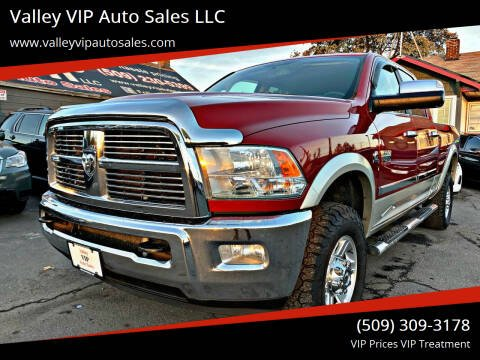 2010 Dodge Ram Pickup 3500 for sale at Valley VIP Auto Sales LLC in Spokane Valley WA