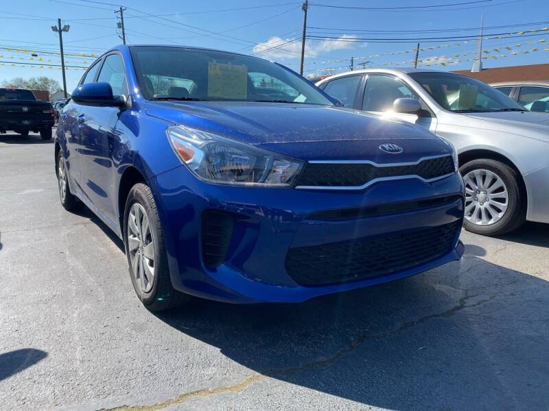 2019 Kia Rio for sale at Auto Exchange in The Plains OH
