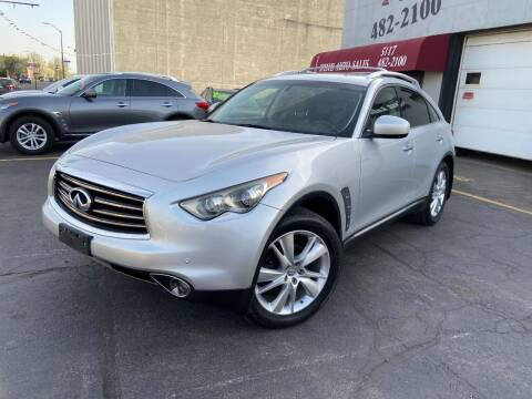 2012 Infiniti FX35 for sale at Fine Auto Sales in Cudahy WI