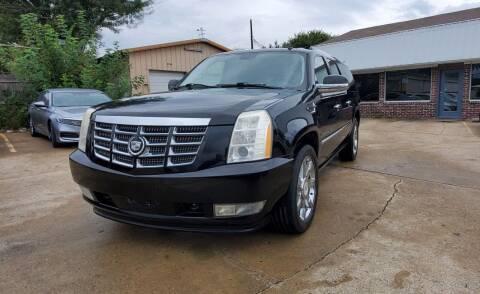 2010 Cadillac Escalade ESV for sale at International Auto Sales in Garland TX