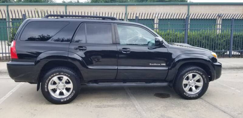 2006 Toyota 4Runner for sale at Hollingsworth Auto Sales in Wake Forest NC