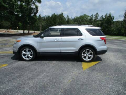 2012 Ford Explorer for sale at A & P Automotive in Montgomery AL