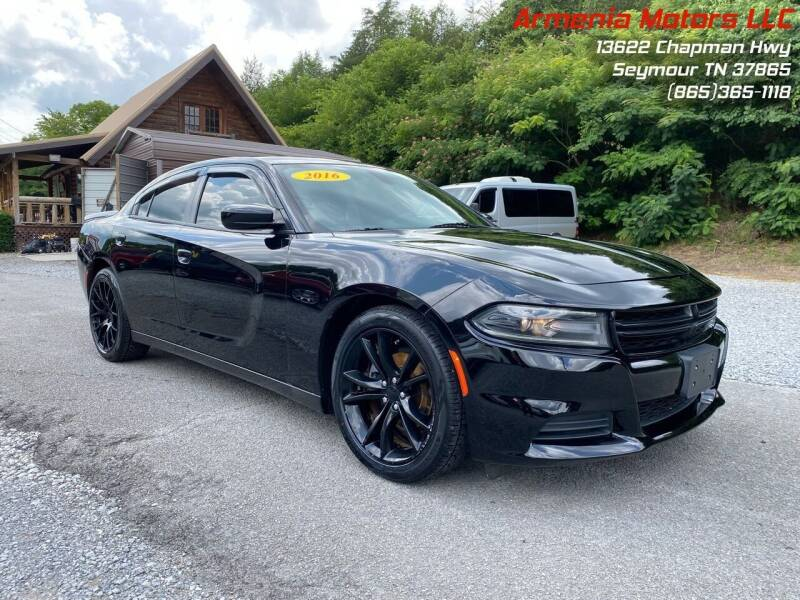 2016 Dodge Charger for sale at Armenia Motors in Seymour TN