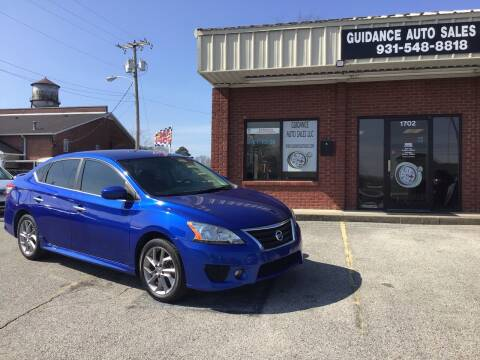 2014 Nissan Sentra for sale at Guidance Auto Sales LLC in Columbia TN