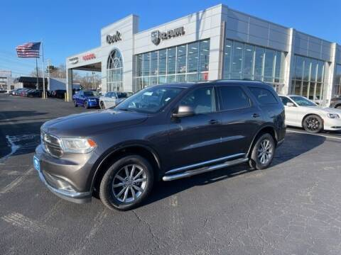 2017 Dodge Durango for sale at Ron's Automotive in Manchester MD