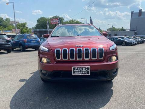 2014 Jeep Cherokee for sale at PRNDL Auto Group in Irvington NJ