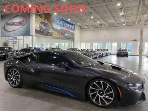 2015 BMW i8 for sale at Godspeed Motors in Charlotte NC