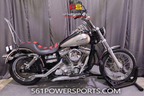 2009 Harley-Davidson Dyna Super Glide Custom for sale at Powersports of Palm Beach in Hollywood FL