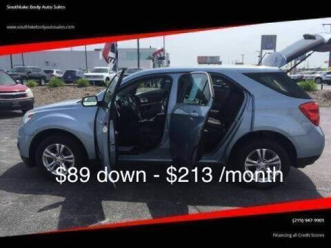 2014 Chevrolet Equinox for sale at Southlake Body Auto Sales in Merrillville IN