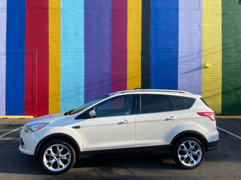 2013 Ford Escape for sale at JOSE MESA AUTO WHOLESALE , LLC in Portland OR