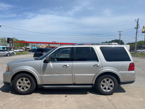 2005 Lincoln Navigator for sale at Smooth Solutions 2 LLC in Springdale AR