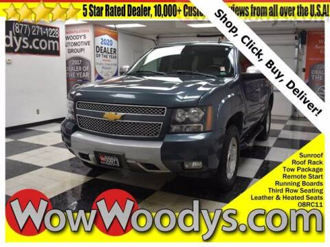2008 Chevrolet Tahoe for sale at WOODY'S AUTOMOTIVE GROUP in Chillicothe MO