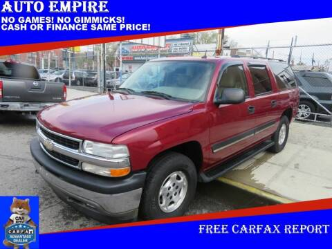 2005 Chevrolet Suburban for sale at Auto Empire in Brooklyn NY