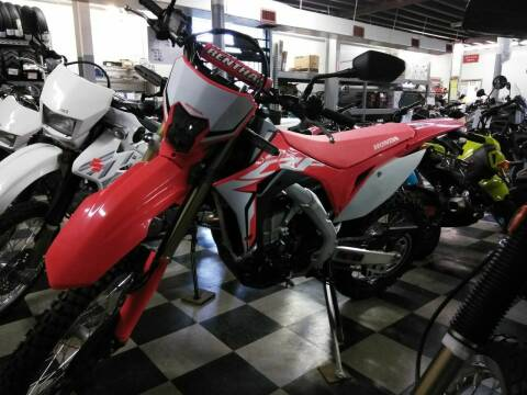 2019 Honda CRF450L for sale at Irv Thomas Honda Suzuki Polaris in Corpus Christi TX