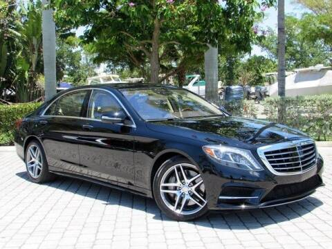 2014 Mercedes-Benz S-Class for sale at Auto Quest USA INC in Fort Myers Beach FL