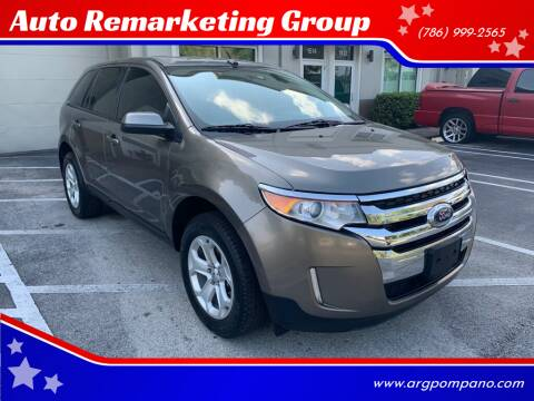 2013 Ford Edge for sale at Auto Remarketing Group in Pompano Beach FL