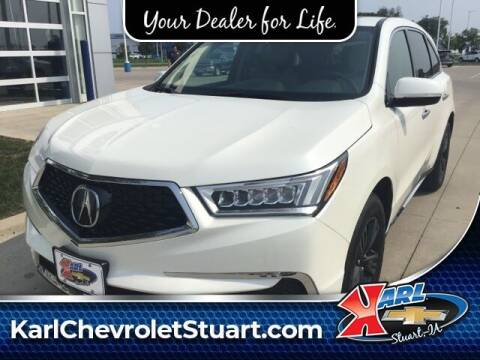 2019 Acura MDX for sale at Karl Pre-Owned in Glidden IA