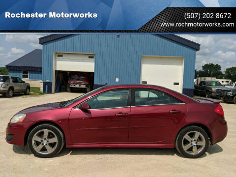 2010 Pontiac G6 for sale at Rochester Motorworks in Rochester MN