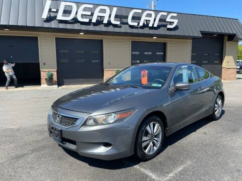 2009 Honda Accord for sale at I-Deal Cars in Harrisburg PA