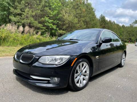 2012 BMW 3 Series for sale at Carrera AutoHaus Inc in Clayton NC