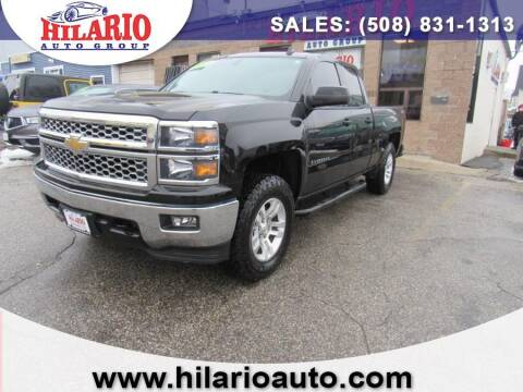 2014 Chevrolet Silverado 1500 for sale at Hilario's Auto Sales in Worcester MA