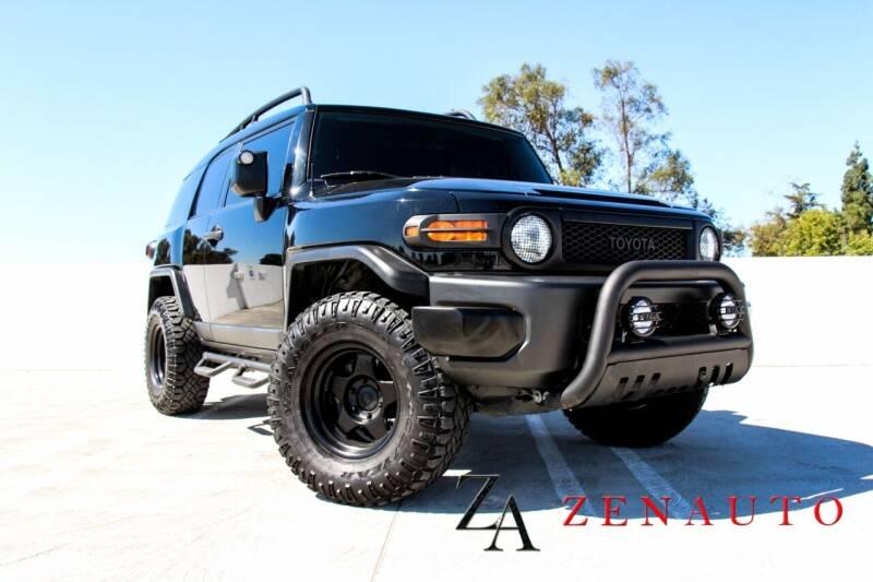 2014 Toyota FJ Cruiser for sale at Zen Auto Sales in Sacramento CA