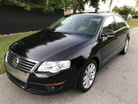 2006 Volkswagen Passat for sale at LA Motors Miami in Miami FL