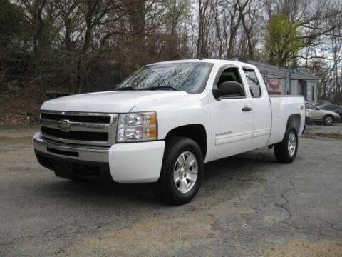 2011 Chevrolet Silverado 1500 for sale at Jareks Auto Sales in Lowell MA
