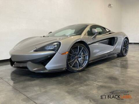2016 McLaren 570S for sale at BLACK LABEL AUTO FIRM in Riverside CA