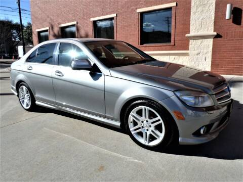 2008 Mercedes-Benz C-Class for sale at Best Price Auto Group in Mckinney TX
