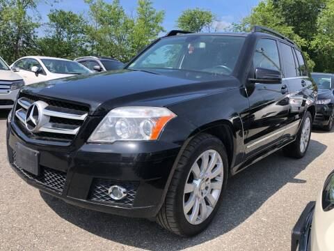 2011 Mercedes-Benz GLK for sale at Top Line Import of Methuen in Methuen MA