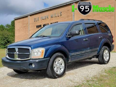 2005 Dodge Durango for sale at I-95 Muscle in Hope Mills NC