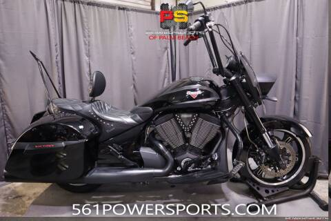 2014 Victory Cross Roads 8-Ball® for sale at Powersports of Palm Beach in Hollywood FL