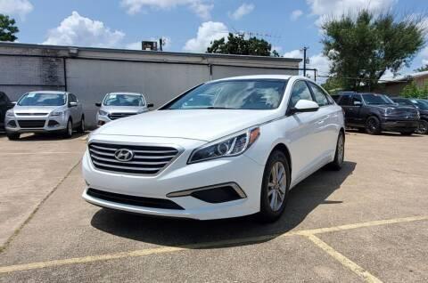 2016 Hyundai Sonata for sale at International Auto Sales in Garland TX