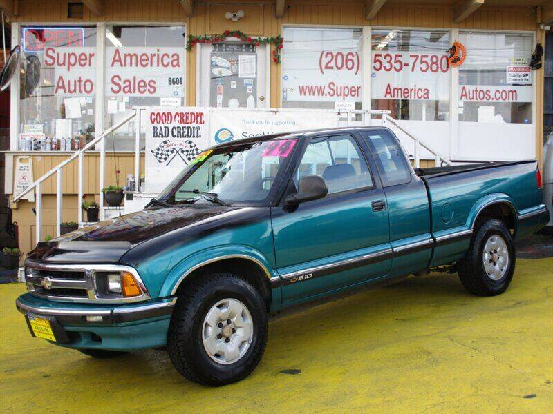 1994 Chevrolet S-10 for sale in Seattle, WA