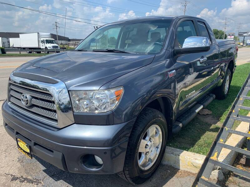 2008 Toyota Tundra for sale at Top Notch Auto Brokers, Inc. in Palatine IL
