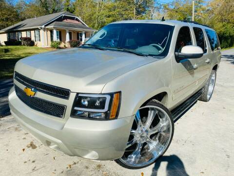 2014 Chevrolet Suburban for sale at Cobb Luxury Cars in Marietta GA