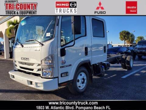 2021 Isuzu NPR HD for sale at TRUCKS BY BROOKS in Pompano Beach FL