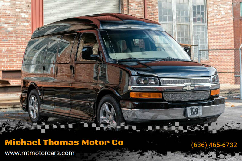 2007 Chevrolet Express Cargo for sale at Michael Thomas Motor Co in Saint Charles MO