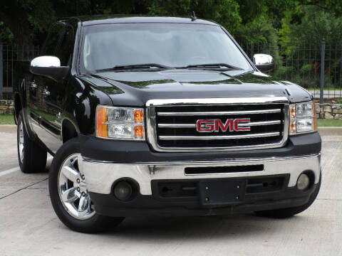 2013 GMC Sierra 1500 for sale at Ritz Auto Group in Dallas TX
