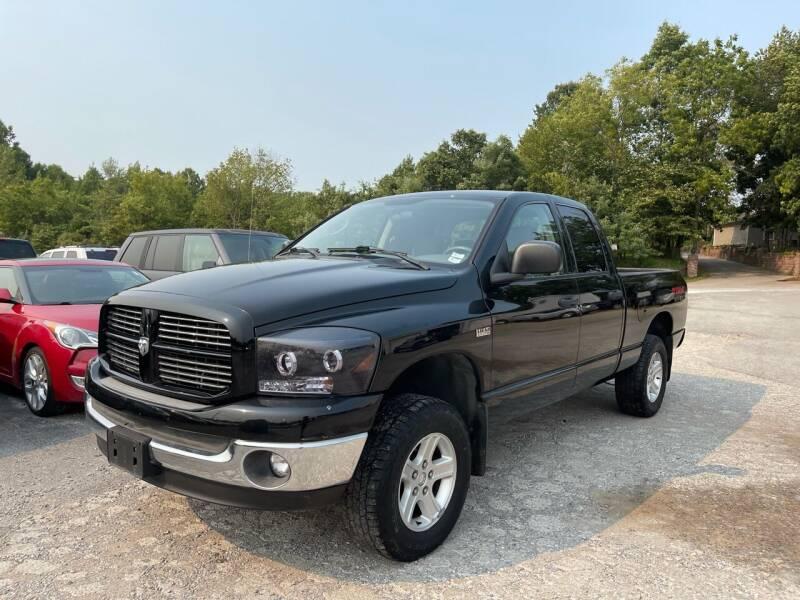 2006 Dodge Ram Pickup 1500 for sale at Best Buy Auto Sales in Murphysboro IL