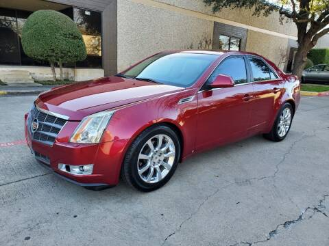 2009 Cadillac CTS for sale at DFW Autohaus in Dallas TX