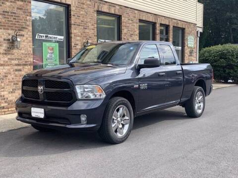 2018 RAM Ram Pickup 1500 for sale at The King of Credit in Clifton Park NY