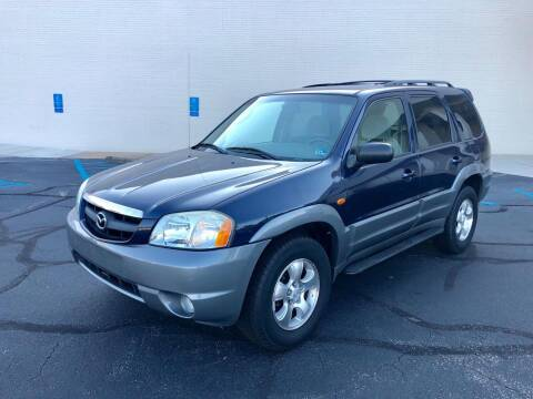 2002 Mazda Tribute for sale at Carland Auto Sales INC. in Portsmouth VA