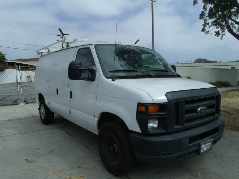 2014 Ford E-Series Cargo for sale at Hollywood Auto Brokers in Los Angeles CA