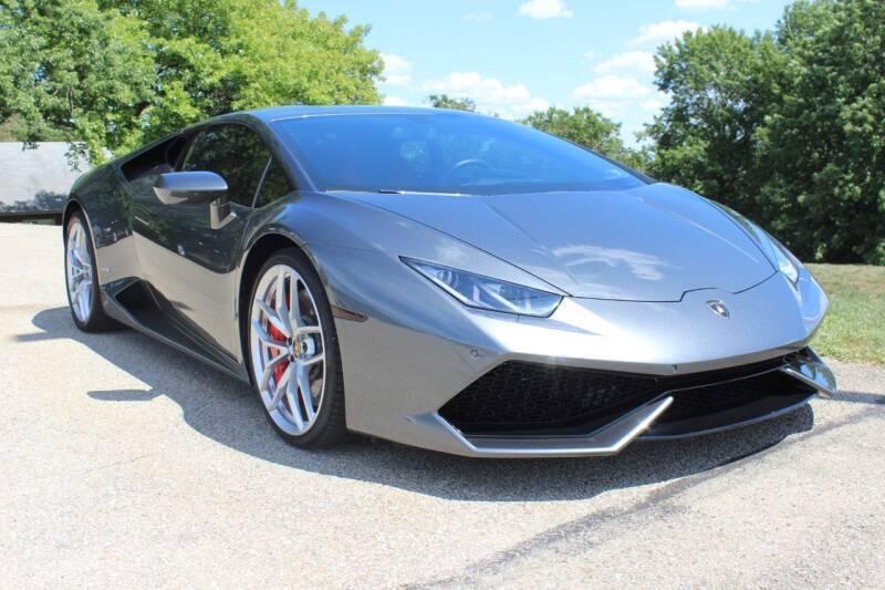 2015 Lamborghini Huracan for sale at Harrison Auto Sales in Irwin PA