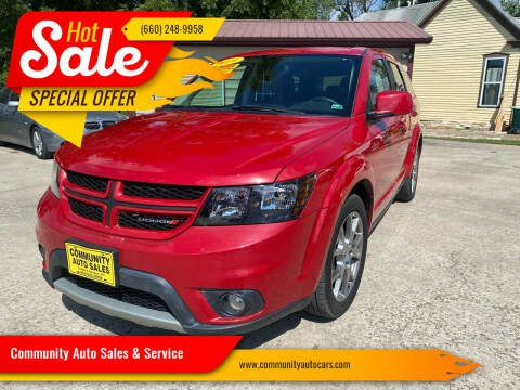 2019 Dodge Journey for sale at Community Auto Sales & Service in Fayette MO